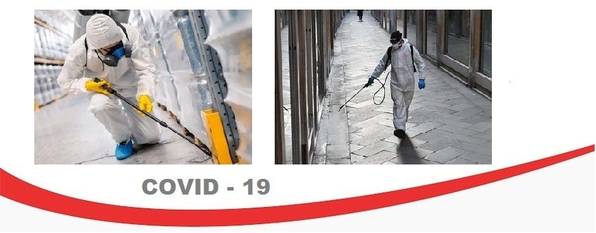 COVID 19 | Protection - Cleaning |