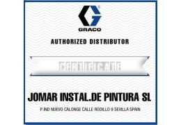 ▷ JOMAR Official Distributor and Graco Sat for Spain and Portugal